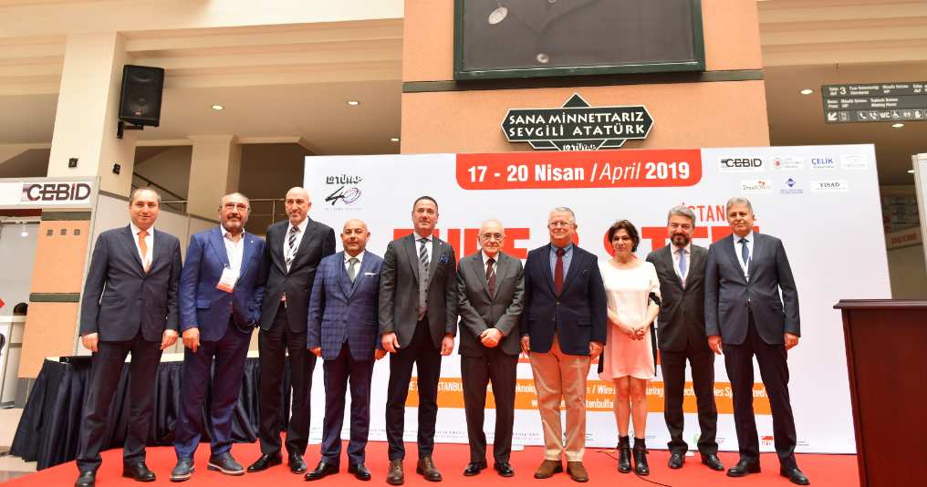 "<p><span style=""font-size:24px;""><span style=""color:#bdc3c7;"">Tube &amp; Steel Istanbul 2019 Fair was Organized Successfully </span></span></p>"